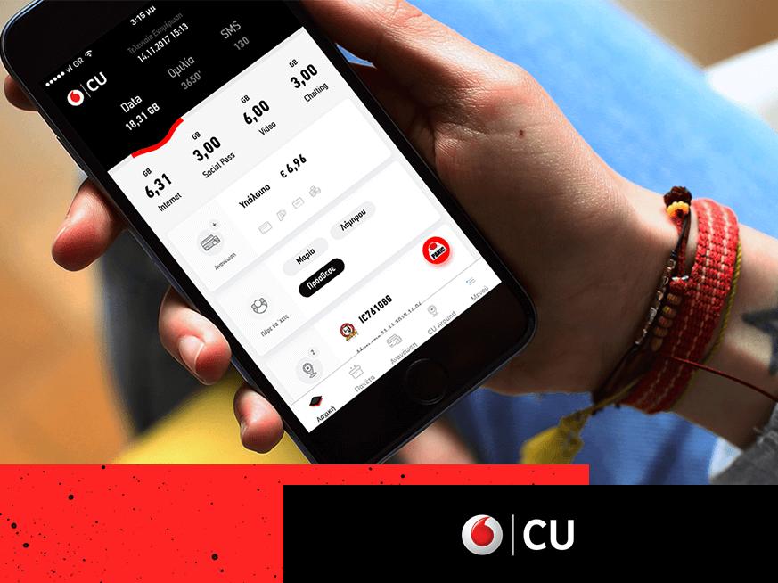 Vodafone CU