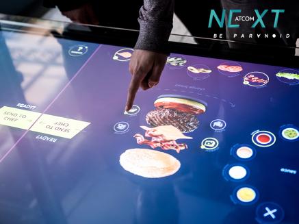 ATCOM Next Interactive Installations